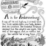 A is for Ambroseburg