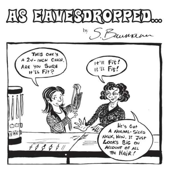 As Eavesdropped #1