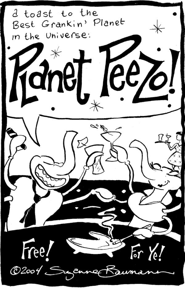 Planet Peezo