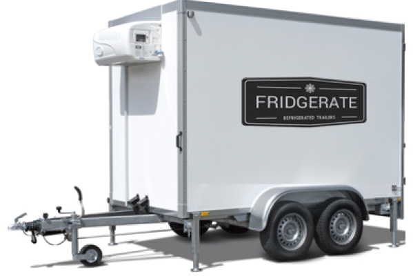 Fridgerate - Refrigerated Trailer 002 - Mobile Fridge Trailers