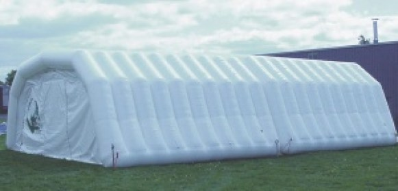 Inflatable Cold Storage
