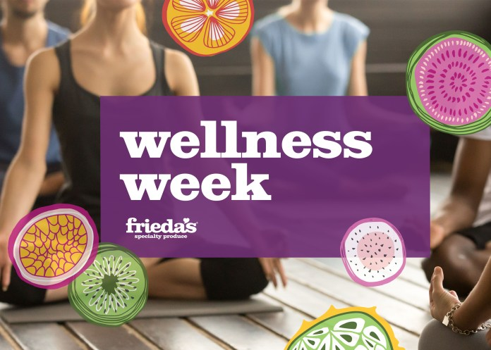 Frieda's Goes Above and Beyond by Launching Well-Being Program