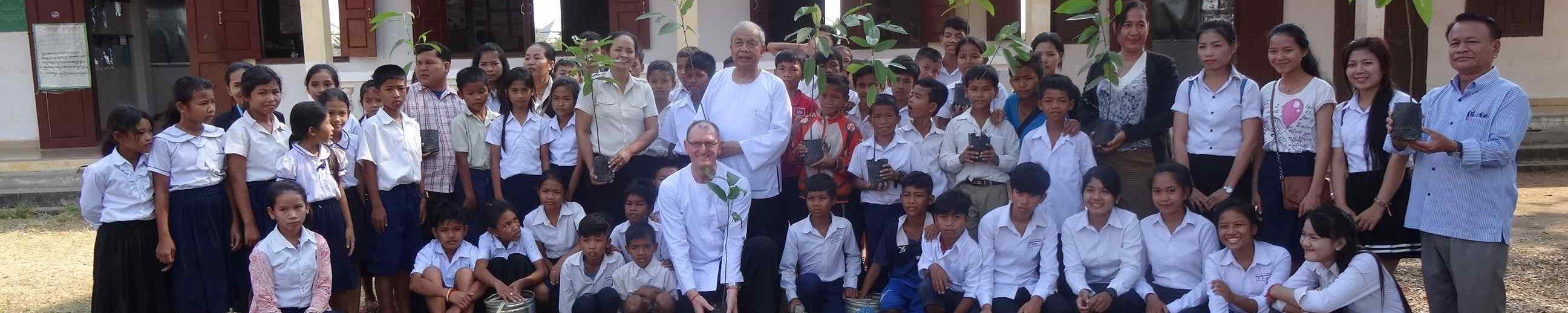 Deutsch Kambodschanische Gesellschaft e.V. / House of Peace