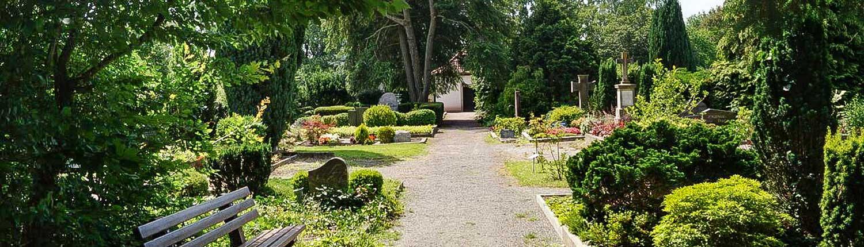 Friedhöfe Schötmar - Impressionen | Funekefriedhof und Werrefriedhof