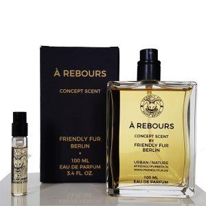Friendly fur perfume