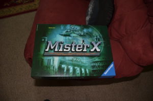Mister X box