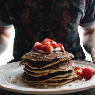 Spelt Pancakes