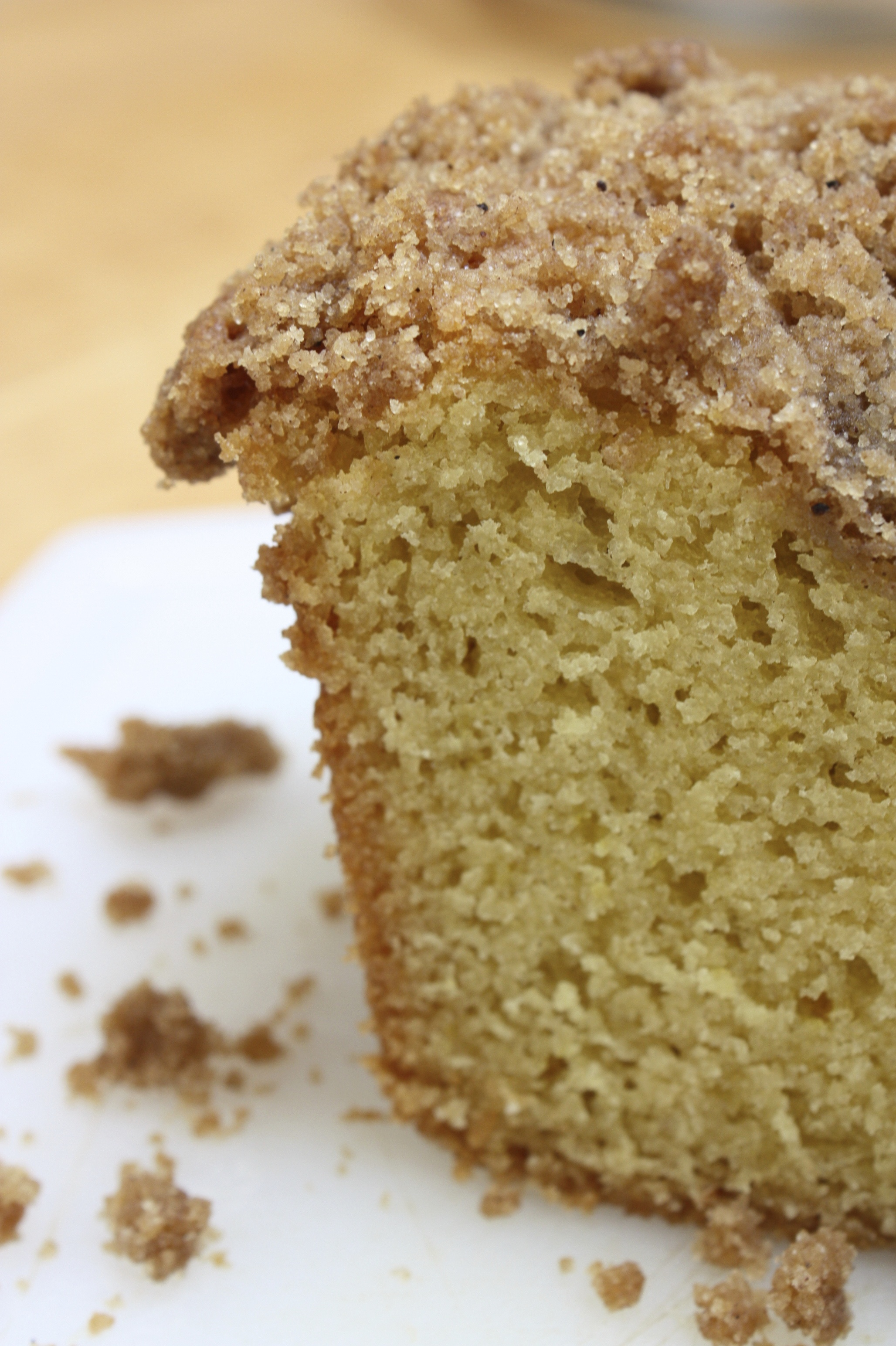 Lemon Streusel | friendshipbreadkitchen.com