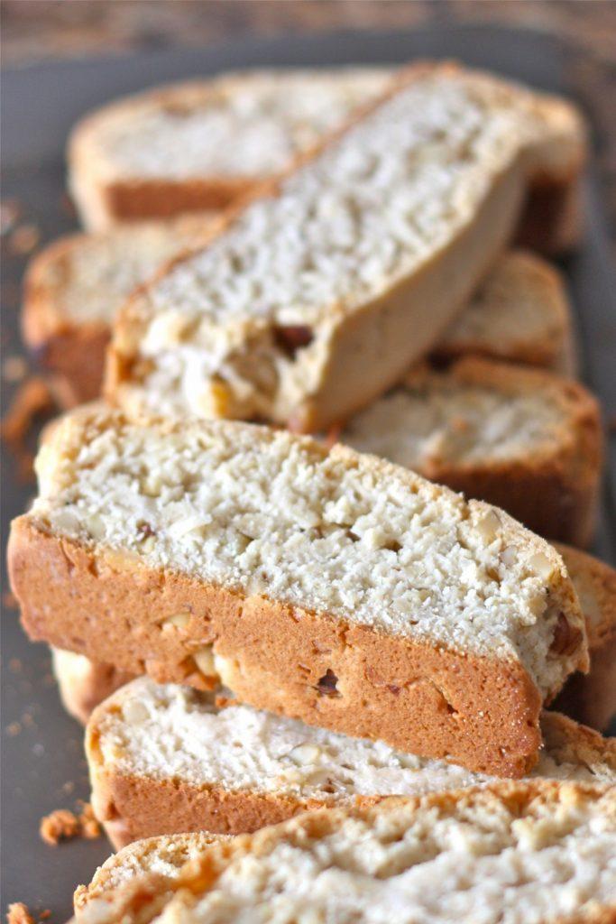 Amish Friendship Bread Biscotti ♥ friendshipbreadkitchen.com