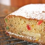Stollen Amish Friendship Bread