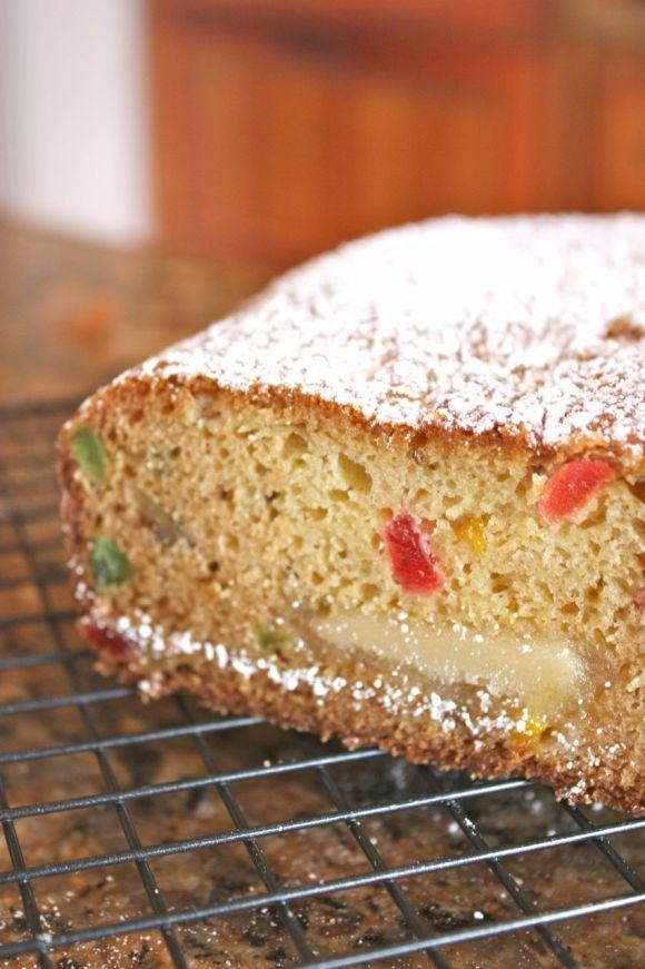 Amish Friendship Bread Stollen ♥ www.friendshipbreadkitchen.com