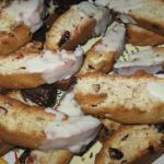 Cranberry Nut Amish Friendship Bread Biscotti