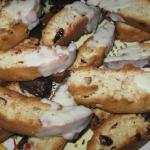 Cranberry Nut Amish Friendship Bread Biscotti