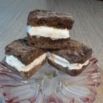 Amish Friendship Bread Ice Cream Sandwiches