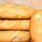 Amish Friendship Bread Chocolate Chip Cookies