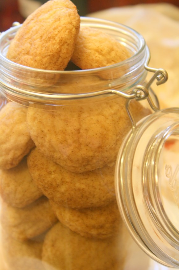 Amish Friendship Bread Snickerdoodles ♥ http://www.friendshipbreadkitchen.com