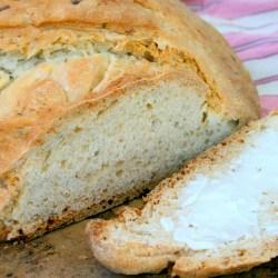 Rustic Potato Amish Friendship Bread | friendshipbreadkitchen.com
