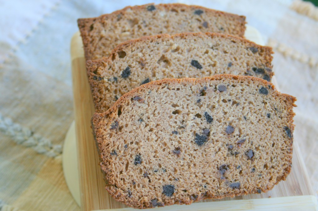 Cafe Mocha Chip Amish Friendship Bread ♥ friendshipbreadkitchen.com