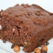 Chocolate Caramel Amish Friendship Bread Brownies ♥ friendshipbreadkitchen.com