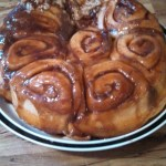 Amish Friendship Bread Sticky Buns