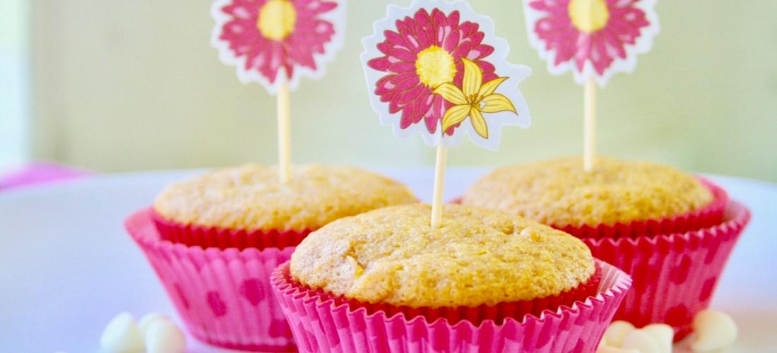 Irish Cream Cafe Amish Friendship Bread Cupcakes