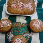 Gluten Free Dairy Free Candy Cane Amish Friendship Bread