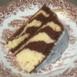 Chocolate White Chocolate Marble Amish Friendship Bread