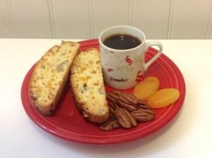 Amish Friendship Bread Biscotti by Diane Siniscalchi ♥ friendshipbreadkitchen.com