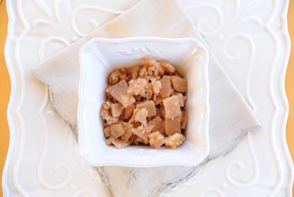 Amish Friendship Bread Toffee Bits by Christie Vanover | friedshipbreadkitchen.com