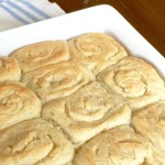Amish Friendship Bread Buttery Buns