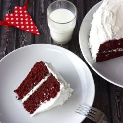 Red Velvet Amish Friendship Bread