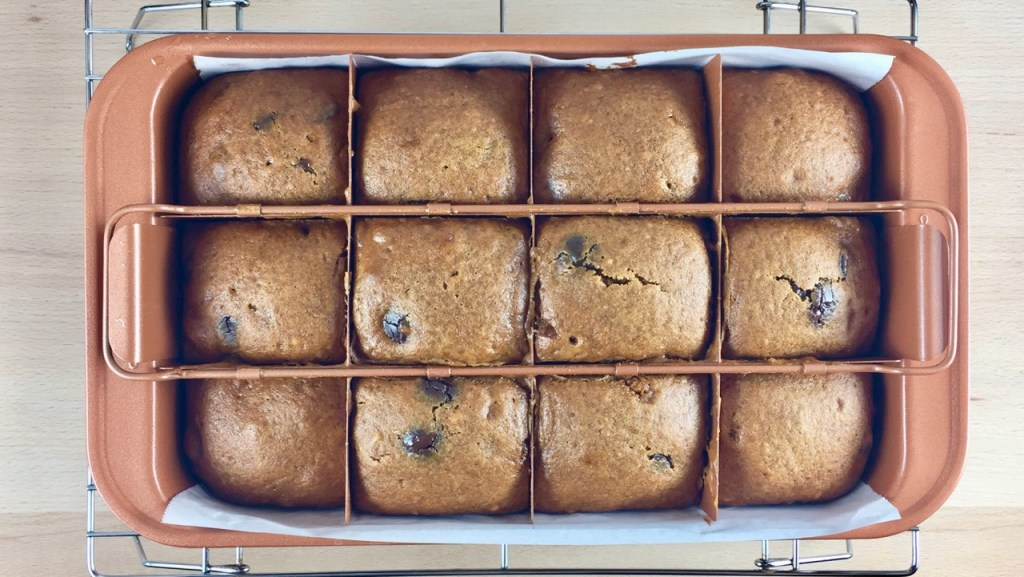 Pumpkin Chocolate Chip Amish Friendship Bread | friendshipbreadkitchen.com