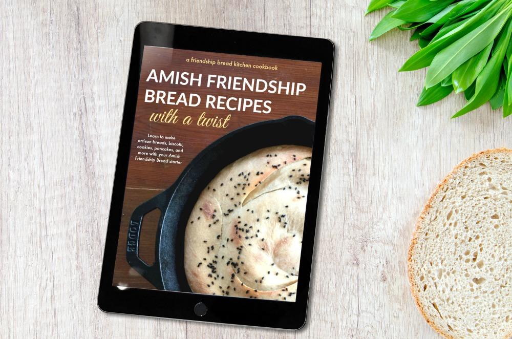 Amish Friendship Bread Recipes With a Twist ♥ friendshipbreadkitchen.com