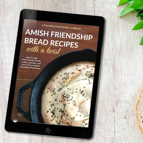 Amish Friendship Bread Recipes With a Twist ♥ friendshipbreadkitchen.com