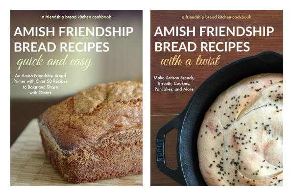 Get the Friendship Bread Kitchen Cookbooks