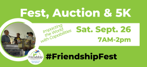 NEW Date for the Fest, Auction & 5K