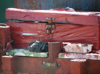 Red Tool Box, Jami Hart