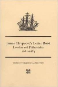 James Claypoole book