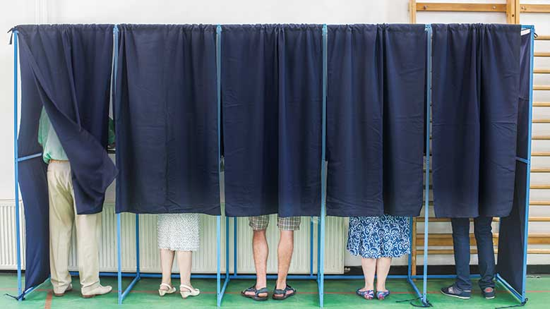 Why Quakers Stopped Voting - Paul Buckley
