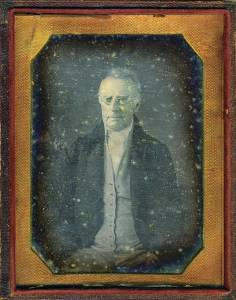 Portrait of Thomas P. Cope Sr., courtesy of Haverford College Quaker and Special Collections.