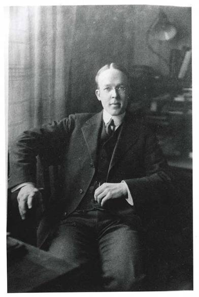 Henry Cadbury. ©Courtesy of Quaker and Special Collections, Haverford College, Haverford, Pa.