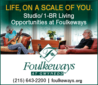 Life on a scale of you. Foulkeways.org