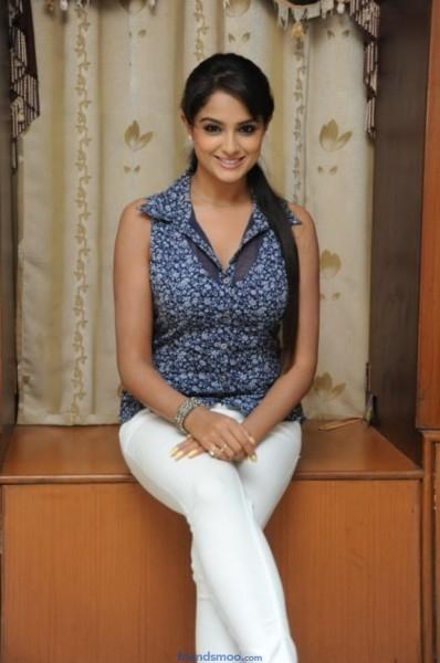 Asmita Sood Latest Photos from Her Office