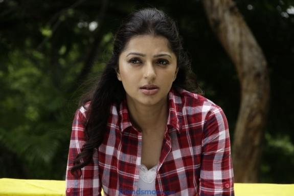Bhumika Latest Photos with Checks Shirt