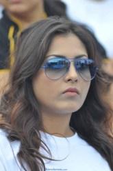 Madhu Shalini Latest Photos in White T-Shirt