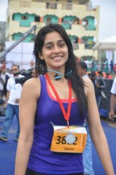 Regina Cassandra Latest Photos from Hyderabad 10K Run