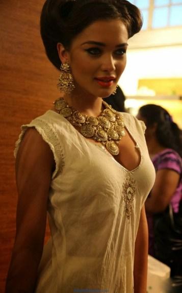 Indian Actress Amy Jakson Spicy Photos