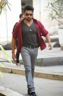 Surya's Movie Anjaan movie photos