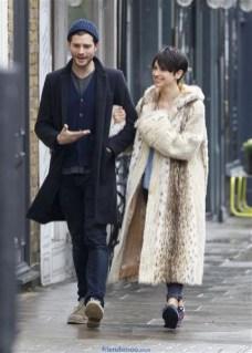 Jamie Dornan and his wife Amelia