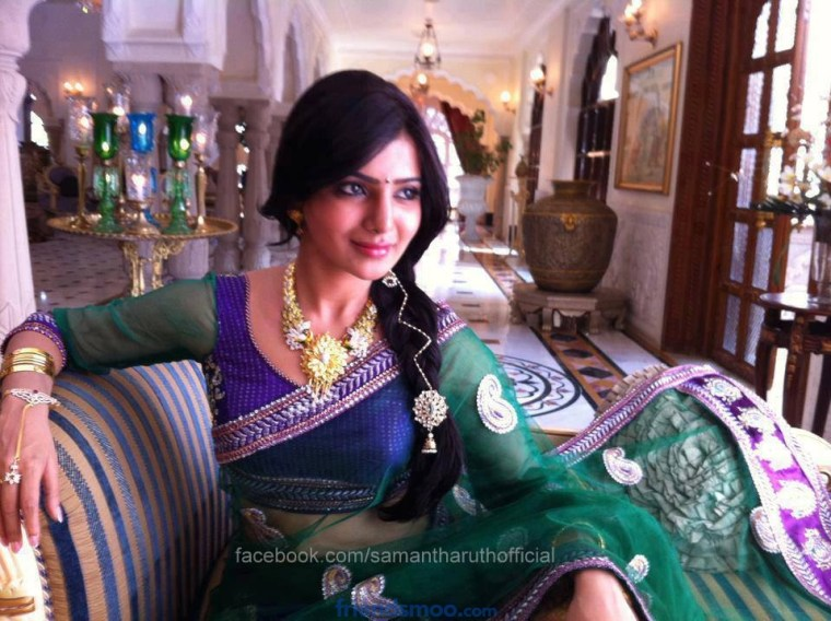 Tollywood Queen Samantha Latest Beautiful Unseen Photo